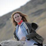 La actriz de 'Bandolera', Marta Hazas, con Capricho
