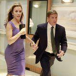 Lynette y Tom Scavo, a punto de ser abuelos en 'Mujeres desesperadas'