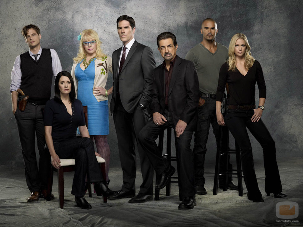 Los actores de 'Mentes criminales'