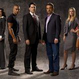Los protagonistas de la ficción de Cuatro, 'Mentes criminales'