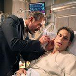 El Dr. House en el episodio 8x21 de 'House'