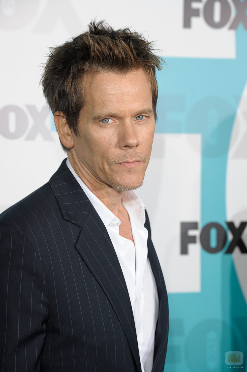 Kevin Bacon, de 'The Following'