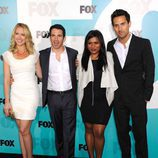 El reparto de 'The Mindy Project' en los Upfronts de Fox