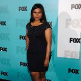 Mindy Kaling en los Upfronts de Fox