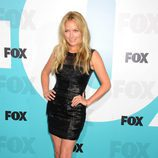 Becki Newton en los Upfronts de Fox
