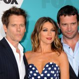Kevin Bacon, Natalie Zea y James Purefoy