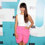 Hanna Simone en los Upfronts de Fox