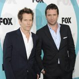 Kevin Bacon y James Purefoy en los Upfronts de Fox