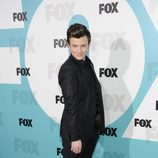 Chris Colfer en los Upfronts 2012