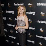 Emily VanCamp de 'Revenge' en los Upfronts 2012 de ABC