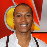 Leslie Odom Jr., de 'Smash', en los Upfronts 2012 de NBC