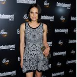 Lana Parrilla de 'Once Upon a Time' en los Upfronts 2012 de ABC