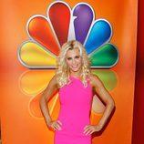 Jenny McCarthy en los Upfronts 2012 de NBC