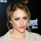 Carly Chaikin de 'Suburgatory' en los Upfronts 2012 de ABC