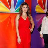 Jamie-Lynn Sigler posa en los Upfronts 2012 de NBC