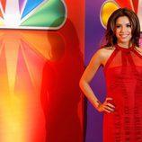 Eva Longoria en los Upfronts 2012 de NBC