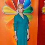 Ellen Barkin en los Upfronts 2012 de NBC