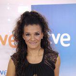 Desirée Ndjambo, presentadora del especial Eurovisión 2012