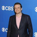 Jason Segel de 'Cómo conocí a vuestra madre' en los Upfronts 2012 de CBS