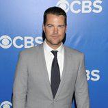 Chris O'Donnell de 'NCIS: Los Ángeles' en los Upfronts 2012 de CBS