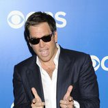 Michael Weatherly de 'NCIS' en los Upfronts 2012 de CBS