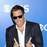 Michael Weatherly de 'NCIS' en los Upfronts 2012 de CBS