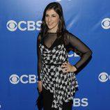 Mayim Bialik de 'The Big Bang Theory' en los Upfronts 2012 de CBS