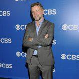 Aidan Quinn de 'Elementary' en los Upfronts 2012 de CBS