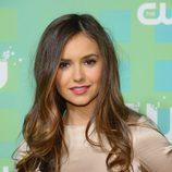 Nina Dobrev de 'The Vampire Diaries' en los Upfronts 2012 de The CW