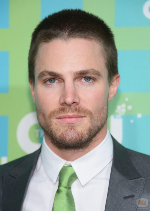 Stephen Amell de 'Arrow' en los Upfronts 2012' de The CW