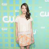 Kristin Kreuk de 'Beauty and Beast' en los Upfronts 2012 de The CW