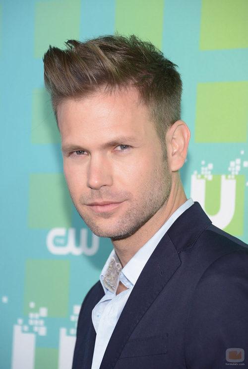 Matt Davis de 'Cult' en los Upfronts 2012 de The CW