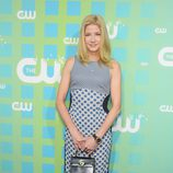 Candace Bushnell, creadora de 'Sexo en Nueva York', en los Upfronts 2012 de The CW