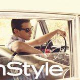 Mario Casas posa para la revista InStyle