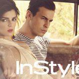 Mario Casas y Clara Lago en un posado de la revista InStyle