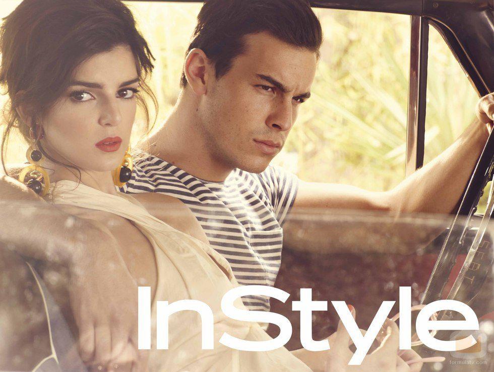 Mario Casas y Clara Lago en un posado de la revista InStyle: Fotos ...