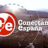 Logo de 'Conectando España' que se estrena en La 1 el 22 de mayo