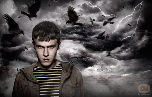 Iain De Caestecker es el protagonista de 'The Fades' la apuesta de terror de Syfy