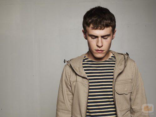 El protagonista de 'The Fades', Iain De Caestecker, interpreta a un joven con poderes sobrenaturales