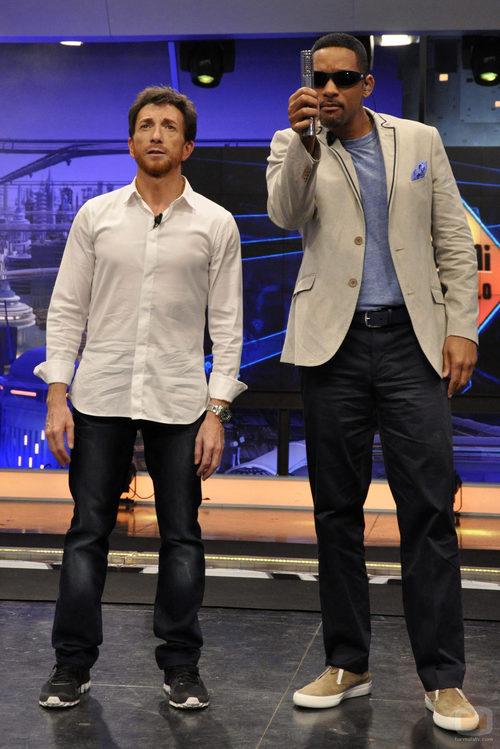 Will Smith flashea a los espectadores de 'El hormiguero'