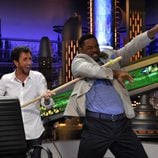 Pablo Motos y Will Smith se divierten en 'El hormiguero'