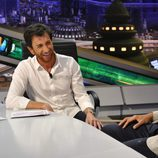 Pablo Motos entrevista a Will Smith en 'El hormiguero'