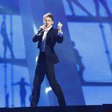 Donny Montell en Eurovisión 2012