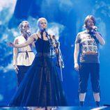 Greta Salóme y Jónsi en Eurovisión 2012