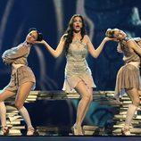 Ivi Adamou en Eurovisión 2012