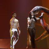 Anggun en Eurovisión 2012