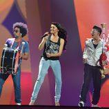 Mandinga en Eurovisión 2012