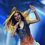 Eleftheria Eleftheriou en Eurovisión 2012