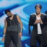 Can Bonomo, de Turquía, en Eurovisión 2012