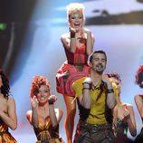 Pasha Parfeny en Eurovisión 2012